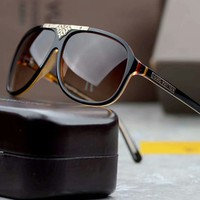 LV Louis Vuitton High-quality UV Fashion Sunglasses F-A-SDYJ #3