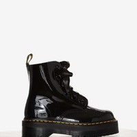 Dr. Martens Molly Leather Boot
