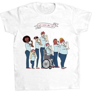 Intersectional Rosie -- Women's T-Shirt