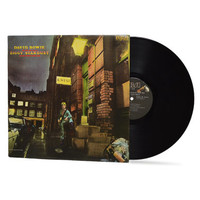 "DAVID BOWIE - ""The Rise and Fall of Ziggy Stardust and The Spiders From Mars"" vinyl record"