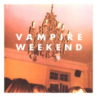 Vampire Weekend - Vampire Weekend LP