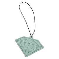 Diamond Supply Teal Air Freshener at Zumiez : PDP