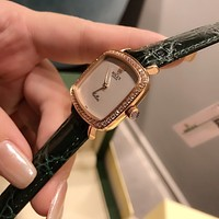 Rolex Newest Woman Men Fashionable Diamond Quartz Movement Wristwatch Watch 11
