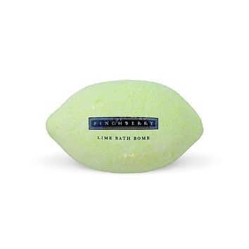 Lime Bath Bomb - Finchberry