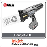 EBS 260 Handjet Portable Printer - Hand Jet Printer Price