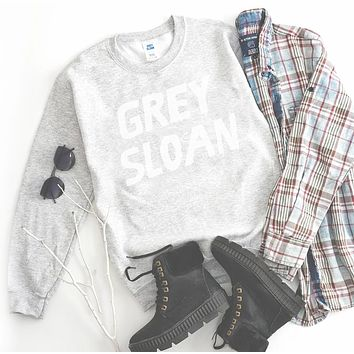 Grey Sloan Sweatshirt