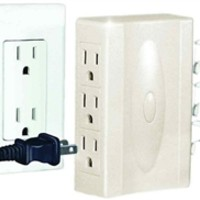 Multi-Plug Outlet Stuff For Dorms College Shopping Essentials Products For College Students Cool Stuff For Dorms