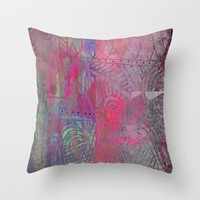 abstract world Canvas Print by Bunny Noir