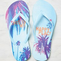 AEO Flip Flop, Turquoise   American Eagle Outfitters