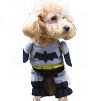 Batman Walking Dog Costume