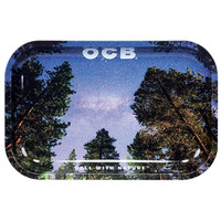 OCB Nature Rolling Tray (Small)