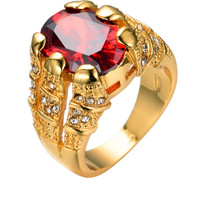 King of Jewels 10K Yellow Gold Ring
