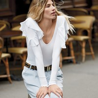 Free People We The Free On Rewind Layering Top