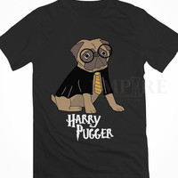 Harry Potter Pugger Unisex/Men Tshirt All Size