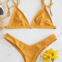 Swimsuit Beach Hot New Arrival Summer Sexy Low Waist Swimwear Bikini [2089709994081]