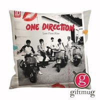 One Direction Last First Kiss Cushion Case / Pillow Case