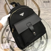 HCXX 19June 827 Prada 8308 Mens Waterpoor Backpack 30-40-13