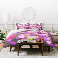 Lisa Argyropoulos Sea Of Love Duvet Cover
