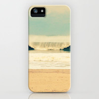 Winter Wave iPhone Case by RDelean   Society6