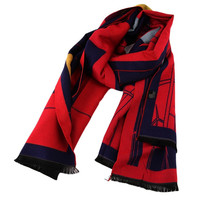 Korean Style Keep WarmDual Usage Thick Scraf Super Long Ladies Air Conditioned Room Scarf
