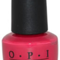 Women OPI Nail Lacquer # NL B36 That's Berry Daring Nail Polish