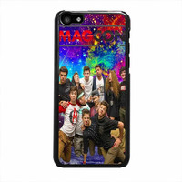 magcon family collage in galaxy iphone 5c 5 5s 4 4s 6 6s plus cases