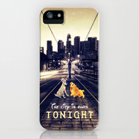 The city is ours tonight - for iphone iPhone & iPod Case by Simone Morana Cyla