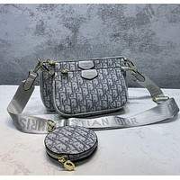 DIOR Crossbody Shoulder Bag Set