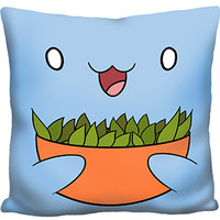 Catbug Sugar Peas Pillow