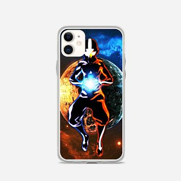 Avatar Aang The Last Airbender iPhone 11 Case