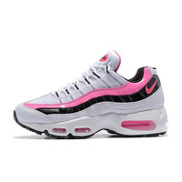NIKE Air max Women Man sports running shoes sneakers white Pink H-CSXY