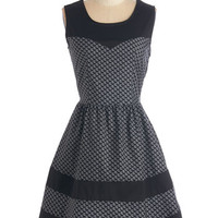 Critters Mid-length Sleeveless A-line Nevermore Lovely Dress in Dogs