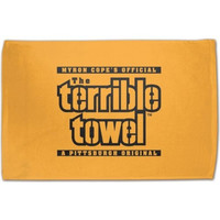 NFL Pittsburgh Steelers Original Terrible Towel  Gold