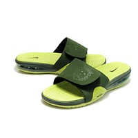 Nike Air LeBron Slide Green/Grass Green Casual Sandals Slipper Shoes Size US 7-11