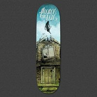 Skatedeck - Pierce The Veil - Collide With The Sky - Fist2Face Australia - Band Merchandise - CDs, Tees, Hoodies and more...