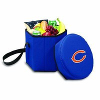 PICN-596001380642-NFL Chicago Bears Bongo Insulated Collapsible Cooler, Navy