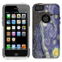 Otterbox Commuter Van Gogh Starry Night Case for iPhone 5