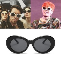 JackJad G-DRAGON 2017 New Fashion Butterfly Style Sunglasses Vintage Retro Classic Brand Design Sun Glasses Oculos De Sol 9750