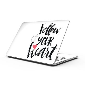 Follow Your Heart V2 - MacBook Pro with Retina Display Full-Coverage Skin Kit