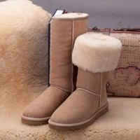Sale Ugg 5815 Sand Classic II Tall Boot Snow Boots