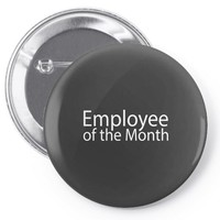 employee of the month Pin-back button