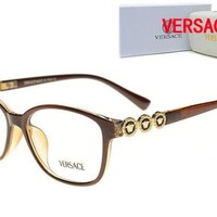Versace Men Women Casual Popular Summer Sun Shades Eyeglasses Glasses Sunglasses sun glasses for men