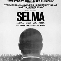 """Selma Poster Black and White Poster 24""""x36"""""""