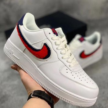 Trendsetter Nike Air Force 1'07 LV8  Men Fashion Casual Low-Top Old Skool Shoes