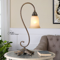 Starfish Buffet Lamp
