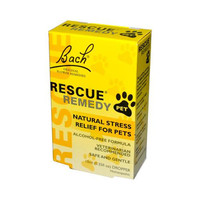 Bach Flower Remedies Rescue Remedy Stress Relief For Pets - 10 Ml  15% Off Auto renew