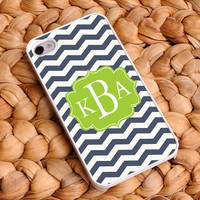 Personalized Chevron iphone covers - Preppy Sailor 4