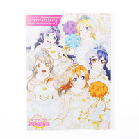 Love Live! School Idol Festival Official Illustration Book 2