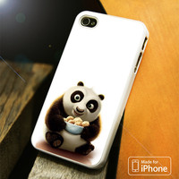Panda Baby Eat iPhone 4 | 4S, 5 | 5S, 5C, SE, 6 | 6S, 6 Plus | 6S Plus Case