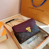 Louis Vuitton LV PALLAS CHAIN Shoulder Bag